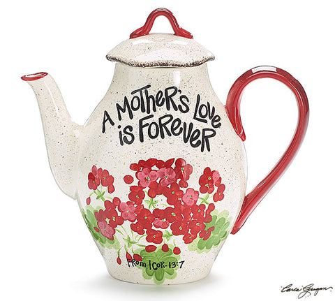 Mother's Love Teapot