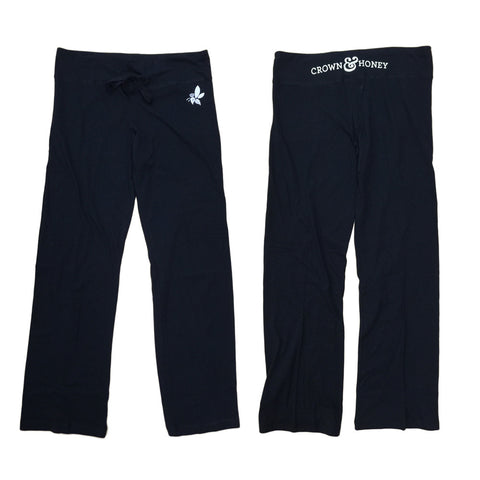 Post Game Jersey Pants - Black