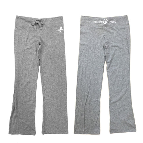 Post Game Jersey Pants -Grey