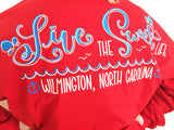 Live the Sweet Life Nautical Game Day Jersey