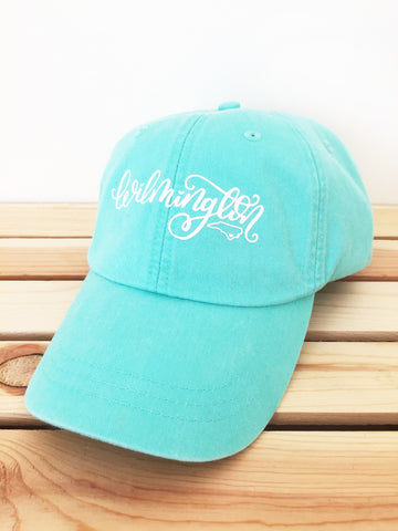 Wilmington NC Baseball Hat