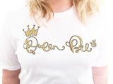 Queen Bee Short Sleeve Tee