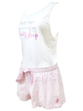 Metallic Beauty Sleep Pajama Set