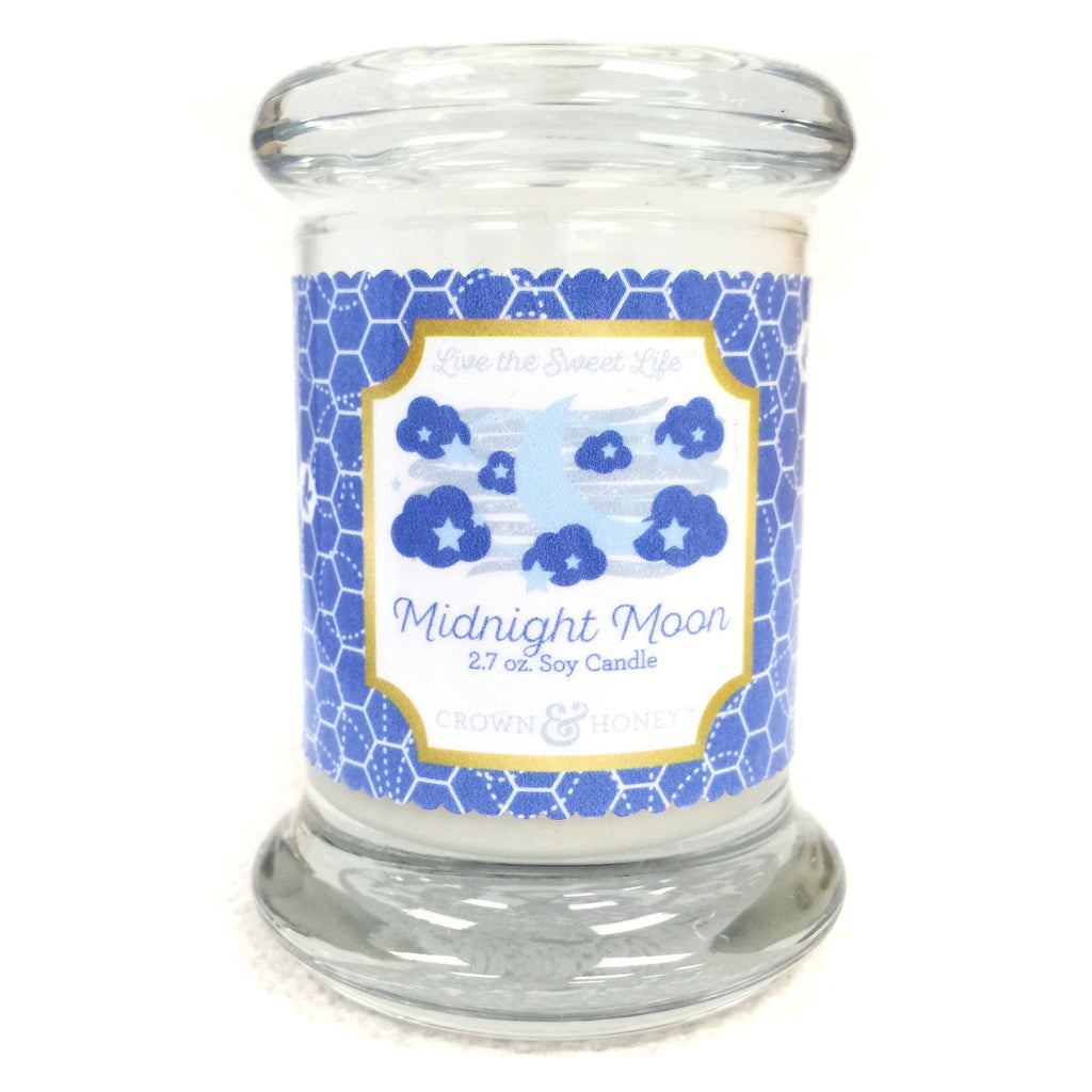 Midnight Moon 2.7 oz. Scented Candle