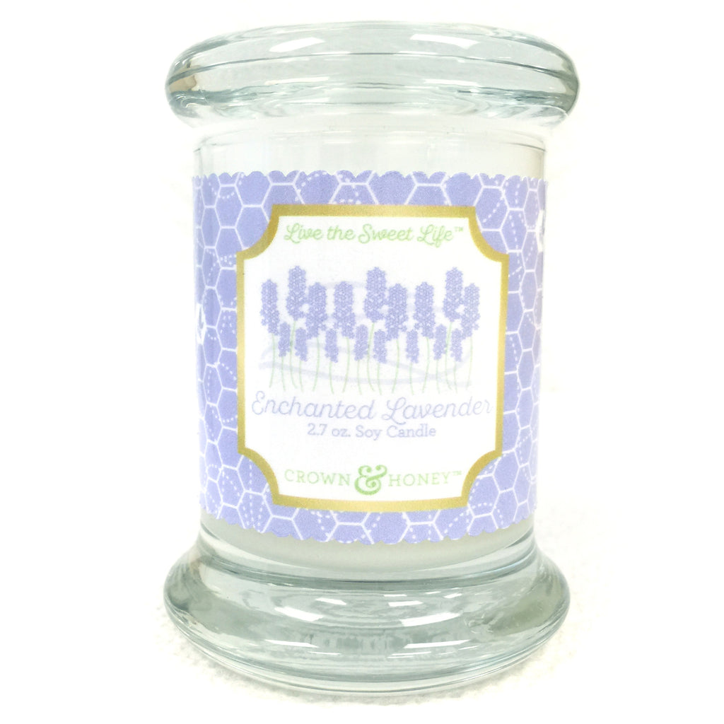 Enchanted Lavender 2.7 oz. Scented Candle