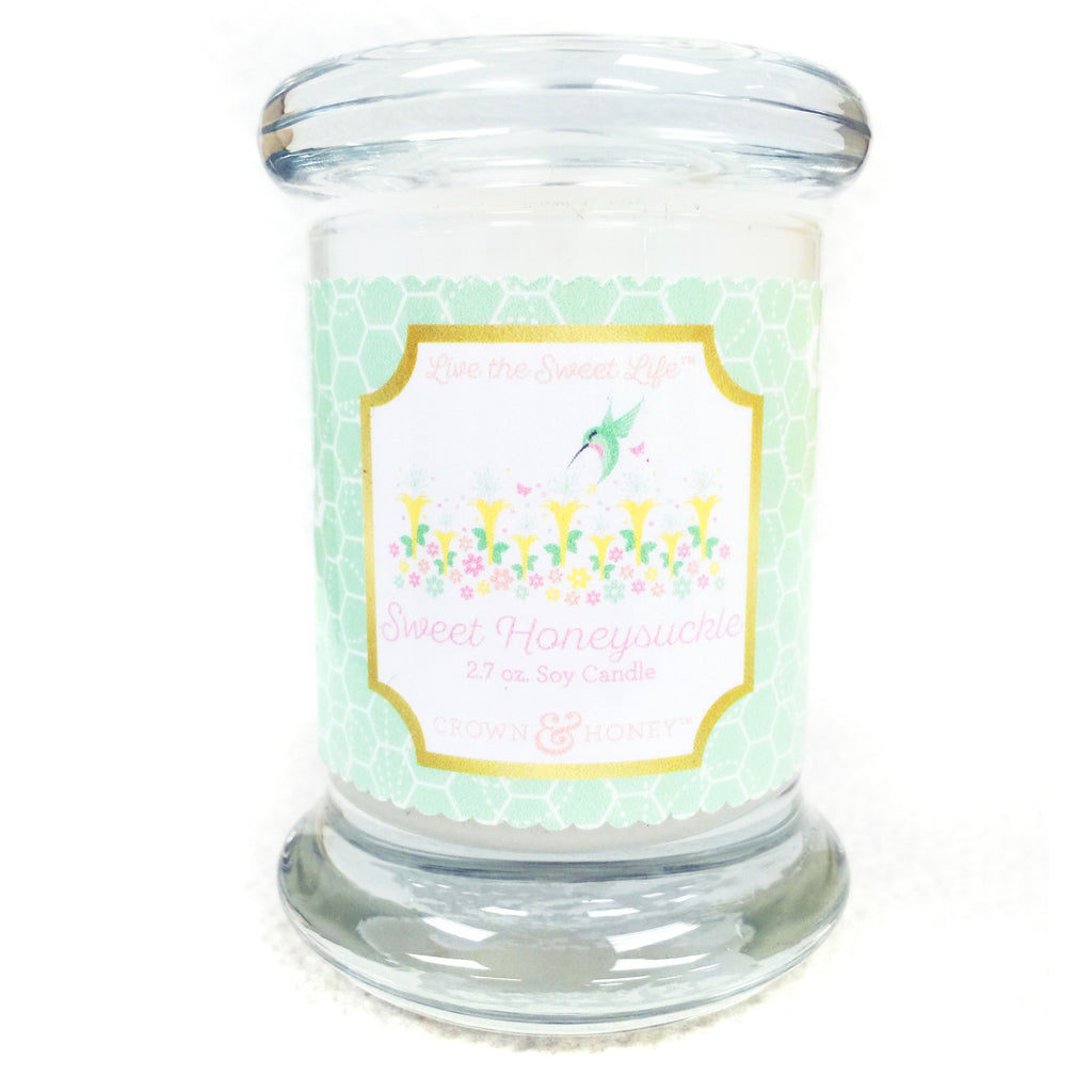 Sweet Honeysuckle 2.7 oz. Scented Candle