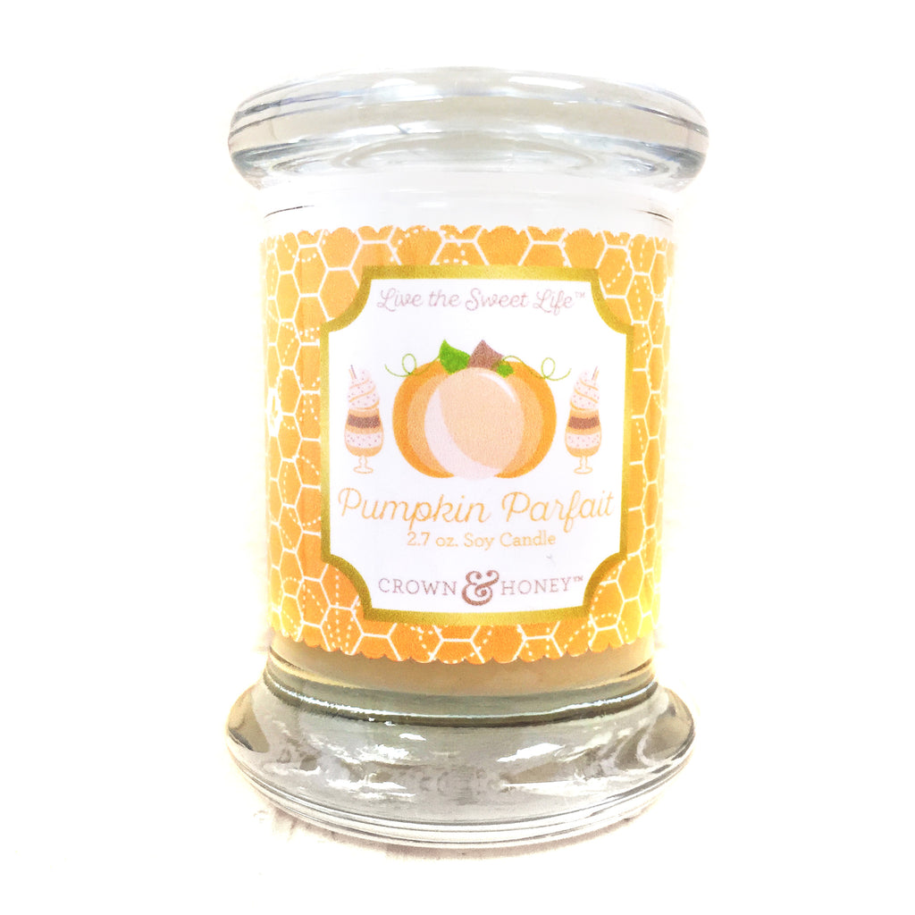 Pumpkin Parfait 2.7 oz. Scented Candle