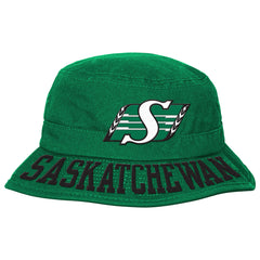 Saskatchewan Roughriders Toddler Adidas Bucket Hat