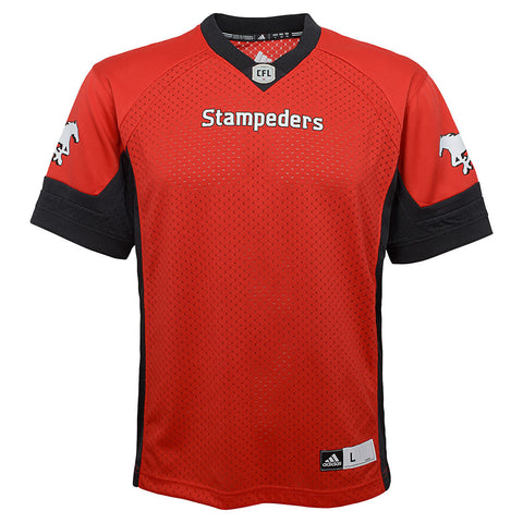 Calgary Stampeders adidas Toddler (2-4) Replica Jersey