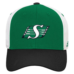 Saskatchewan Roughriders Adidas Youth (4-7) Structured Adjustable Cap