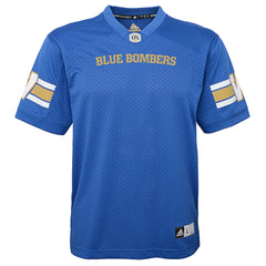 Winnipeg Blue Bombers Adidas Kids (4-7) Replica Jersey