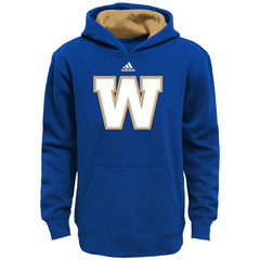 Winnipeg Blue Bombers Youth (8-18) Prime Pullover Hoodie