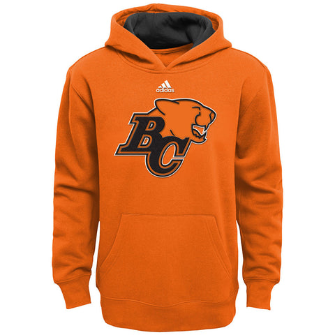 BC Lions Adidas Youth (8-18) Prime Pullover Hoodie