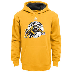 Hamilton Tiger-Cats Adidas Youth (8-18) Prime Pullover Hoodie
