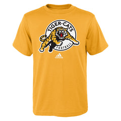 Hamilton Tiger-Cats Adidas Youth (8-18) S/S Primary Logo Tee