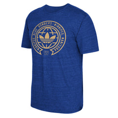 Winnipeg Blue Bombers Adidas Around The World Tee