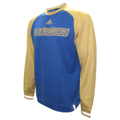 Winnipeg Blue Bombers Adidas Sideline L/S Player Performance Crew