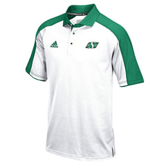 Saskatchewan Roughriders Adidas Sideline S/S Coaches Polo