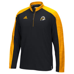 Hamilton Tiger-Cats Adidas Sideline L/S Knit 1/4 Zip