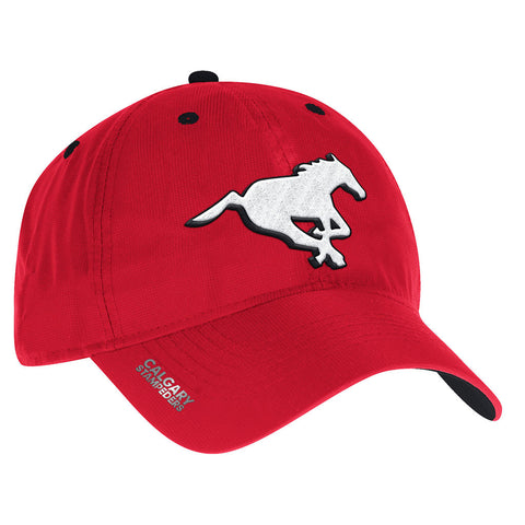 Calgary Stampeders Adidas Sideline Coaches Adjustable Slouch Reflective Cap