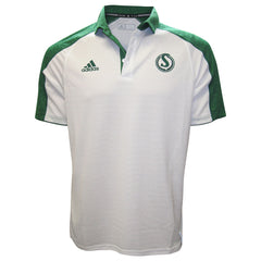 Saskatchewan Roughriders Adidas Sideline S/S Coaches Polo - Retro