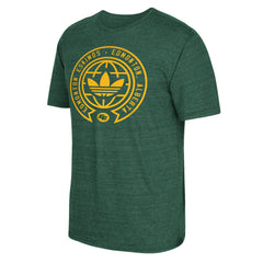 Edmonton Eskimos Adidas Around The World Tee