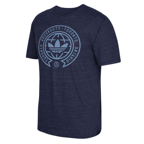 Toronto Argonauts Adidas Around The World Tee