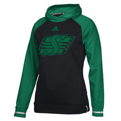 Saskatchewan Roughriders Adidas Women's Pop Over Hood
