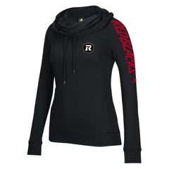 Ottawa REDBLACKS Adidas Women's Funnel Neck Hoodie