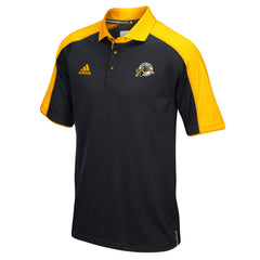 Hamilton Tiger-Cats Adidas Sideline S/S Coaches Polo - Black