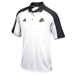 Hamilton Tiger-Cats Adidas Sideline S/S Coaches Polo