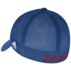 Montreal Alouettes Adidas Sideline Coaches Flex Meshback Cap