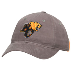 BC Lions Adidas Women's Adjustable Slouch Cap