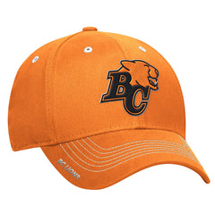 BC Lions Adidas Sideline Coaches Flex Structured Cap