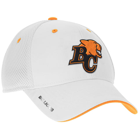 BC Lions Adidas Sideline Spring Structured Adjustable Cap