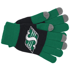 Saskatchewan Roughriders Adidas Tech Gloves