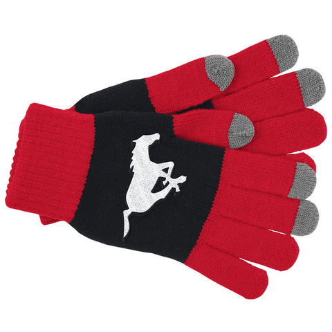 Calgary Stampeders Adidas Tech Gloves