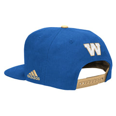 Winnipeg Blue Bombers Adidas Fan Snapback
