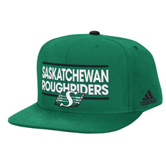 Saskatchewan Roughriders Adidas Fan Snapback