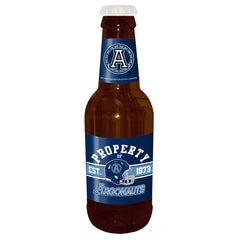 "Toronto Argonauts 14"" Brown Beer Bottle Coin Bank"