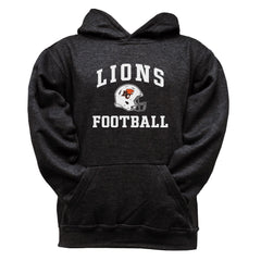 BC Lions Youth Black Hoodie - Design 27
