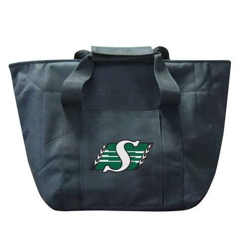 Saskatchewan Roughriders 12 Can  Black Cooler Bag
