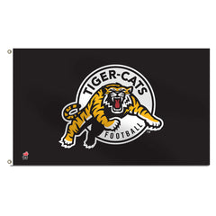 Hamilton Tiger-Cats 3x5 Banner Flag