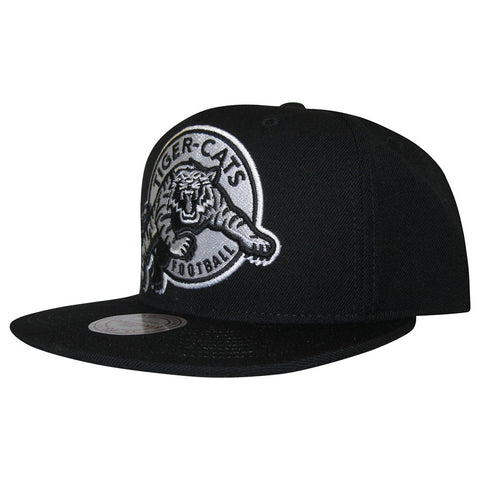 Hamilton Tiger-Cats White Out City Mitchell & Ness Snapback