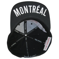 Montreal Alouettes White Out City Mitchell & Ness Snapback