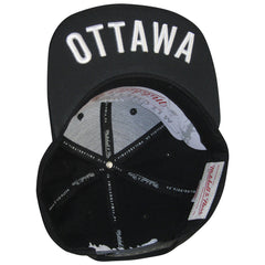 Ottawa REDBLACKS White Out City Mitchell & Ness Snapback