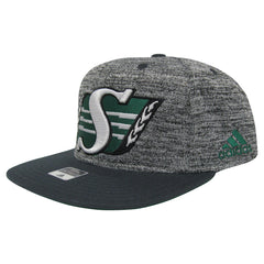 Saskatchewan Roughriders Adidas Sideline Player Snapback