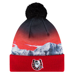 Calgary Stampeders Corey Mace New Era Player Inspired Series Knit Toque