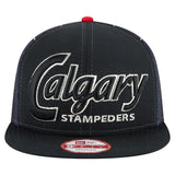 Calgary Stampeders Corey Mace New Era Player Inspired Series Snapback