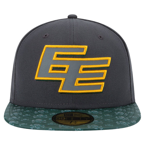 Edmonton Eskimos Calvin McCarty New Era Player Inspired Series Fitted Cap